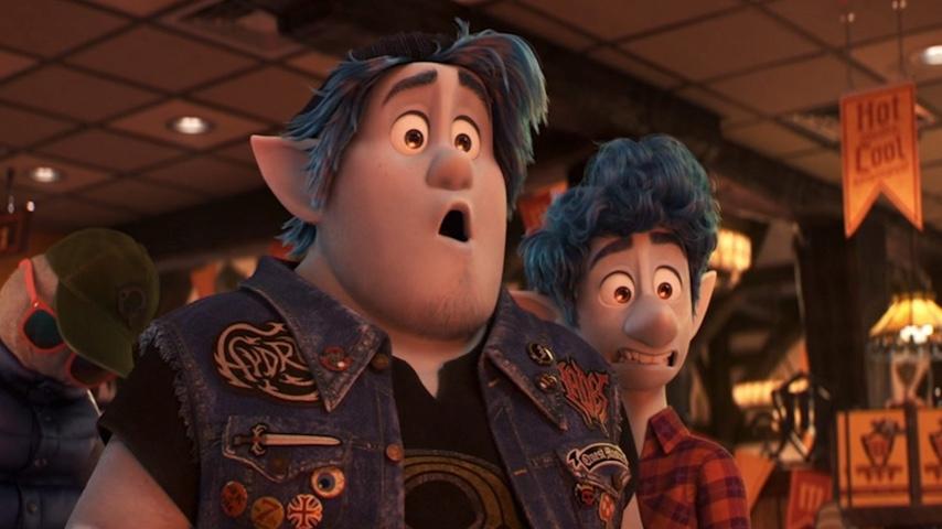 "In <i>Onward</i>, ""Pixar Magic"" Sputters More Than It Sparkles"