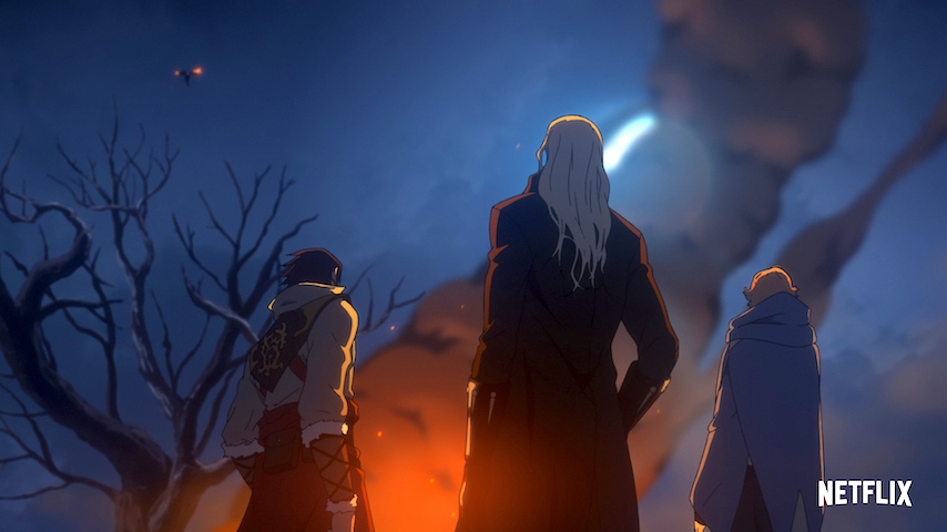 <i>Castlevania</i> Season 3 Proves It Has Depth Beyond Its Final Boss
