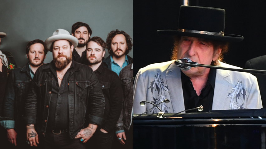 Bob Dylan Is Going On Tour with Nathaniel Rateliff & The Night Sweats