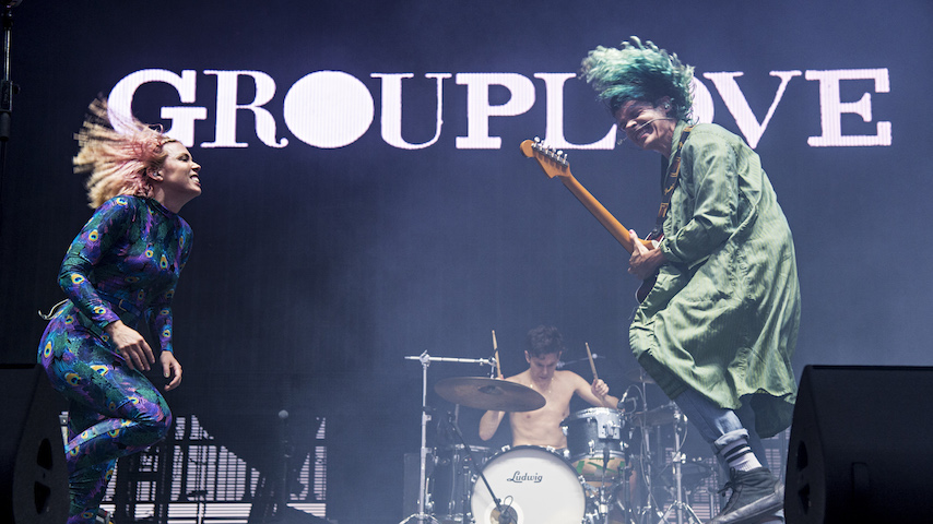 "Grouplove's ""Tongue Tied"" May Outlast Us All"