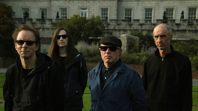 "Wire Announce Wide Release of New Album <i>10:20</i>, Share First Studio Recording of ""The Art of Persistence"""