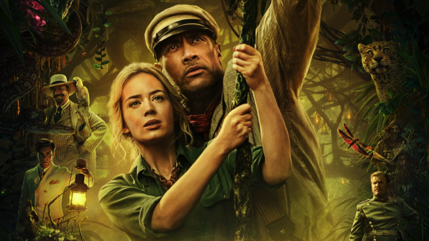 Disney Releases New Trailer for <i>Jungle Cruise</i>