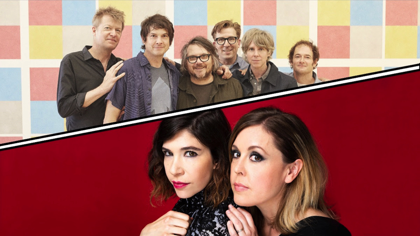 "Wilco and Sleater-Kinney Announce Summer 2020 ""It's Time"" Tour"