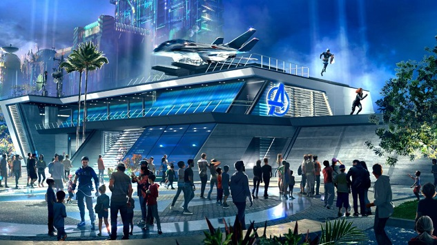 Disneyland's Avengers Campus Has an Opening Date