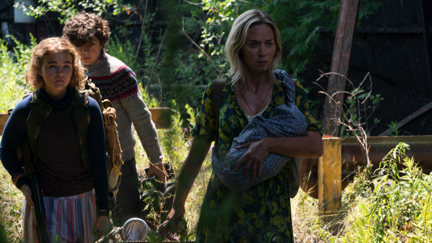 <i>A Quiet Place Part II</i>'s Release Delayed Because Coronavirus