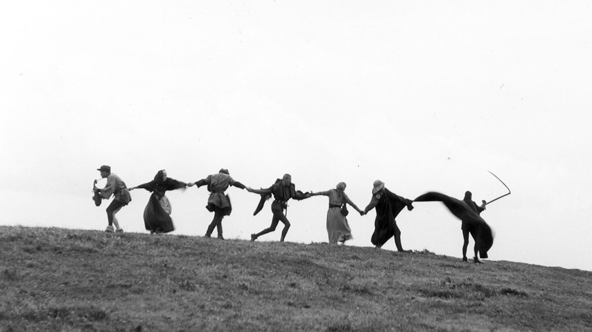 In The Seventh Seal, Von Sydow Did the Danse Macabre - Paste