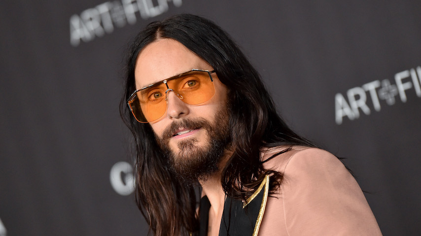 Jared Leto Returns from Desert Meditation Retreat, Just Now Learns About Coronavirus Pandemic
