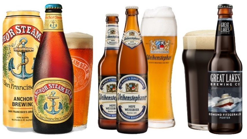 """10 Great """"Intro to Craft"""" Beers for the Hop-Averse"""