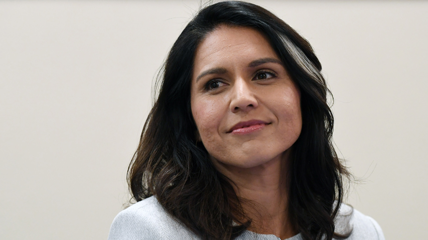Tulsi Gabbard Drops Out and Endorses Biden in Apparent Attempt to Alienate the Last People Who Like Her