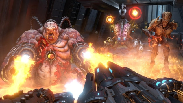 The Unbearable Silliness of <i>Doom Eternal</i>