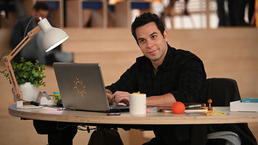 Skylar Astin on That Big <i>Zoey's Extraordinary Playlist</i> Reveal and What's Next