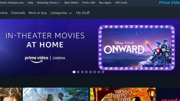 Amazon is Releasing New Movies on Prime Video Cinema