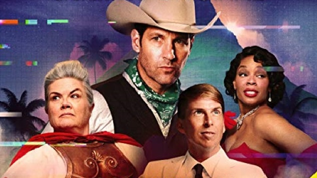 Here's an Exclusive Preview of an Audible Original Starring Paul Rudd and Jack McBrayer
