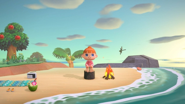 <i>Animal Crossing: New Horizons</i>' Deserted Island Is a Little <i>Too</i> Deserted