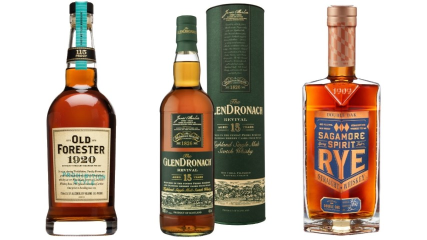 Five Bottles of Whiskey We're Revisiting During Quarantine