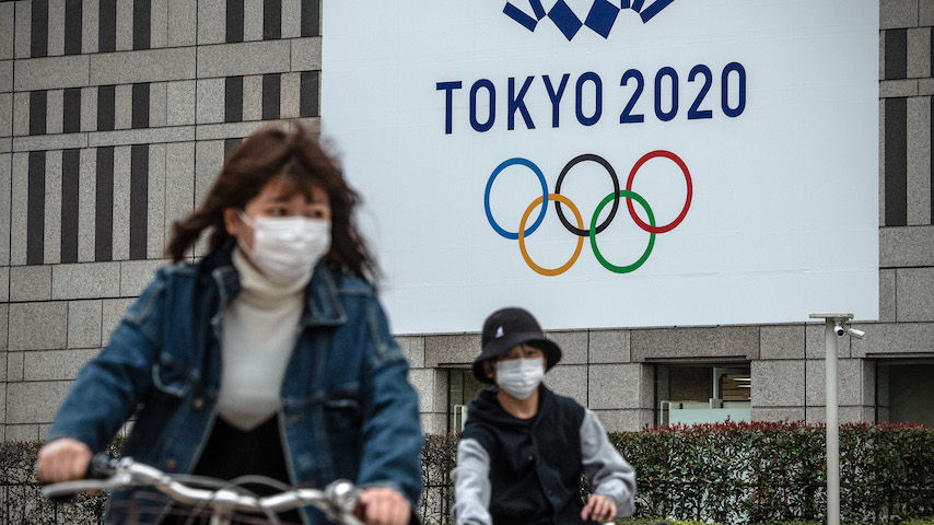 The 2020 Tokyo Olympics Are Officially Postponed Due to Coronavirus