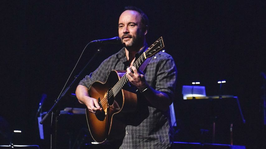 Dave Matthews to Perform on Verizon's Forthcoming Concert Series, Pay It Forward Live