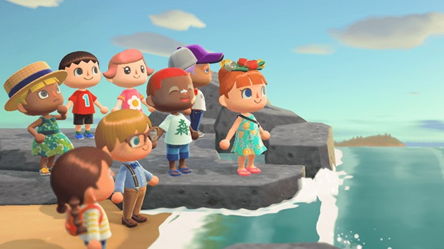 <i>Animal Crossing: New Horizons</i> Is as Anxiety-Inducing as It Is Relaxing