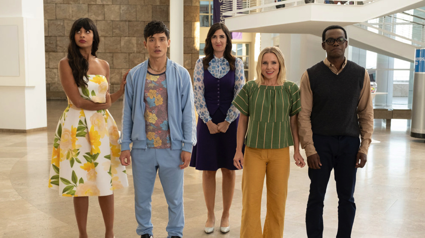 <i>The Good Place</i>: The Complete Series Comes to Blu-Ray in May
