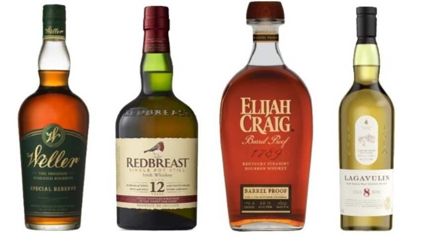 The 10 Best Whiskeys for Your Bar Cart: Bourbon, Rye, Scotch and More