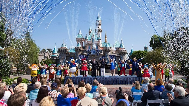 Disneyland and Disney World Won't Be Reopening on April 1