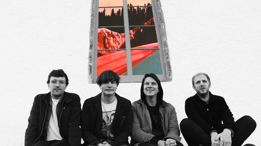 Scottish Four-Piece Neon Waltz Share Majestic New EP <i>Huna</i>