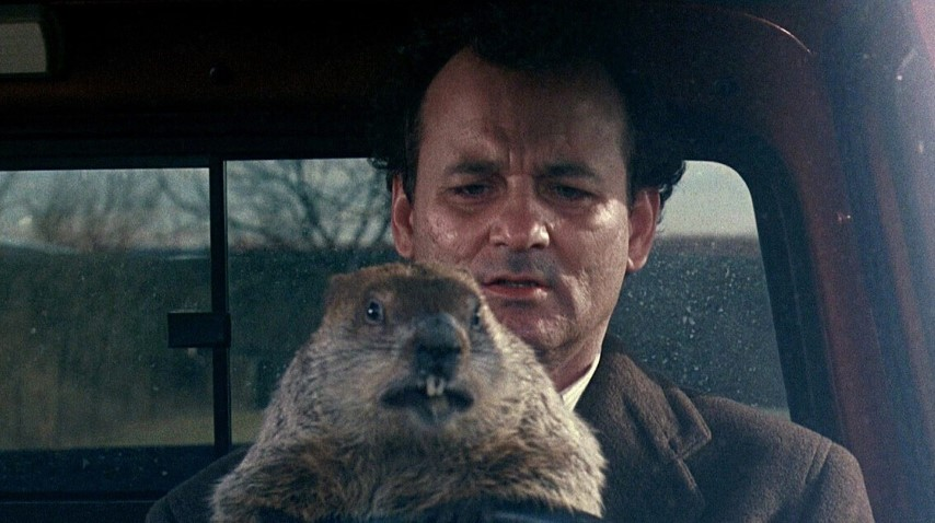 Why Bill Murray&#8217;s <i>Groundhog Day</i> Is the Ultimate Quarantine Movie