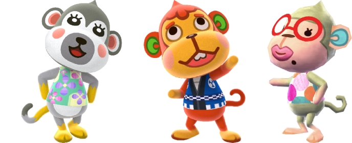Ranking All The Animal Crossing Animal Types Paste