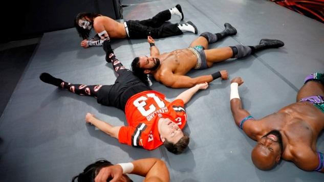 WrestleMania Will Still Go On, Despite the Coronavirus, and Against All Common Sense