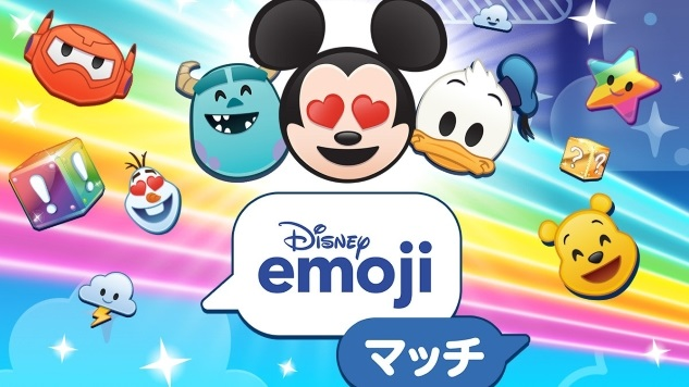 <i>Disney Emoji Blitz</i> Does What We Can't: Go to Japan