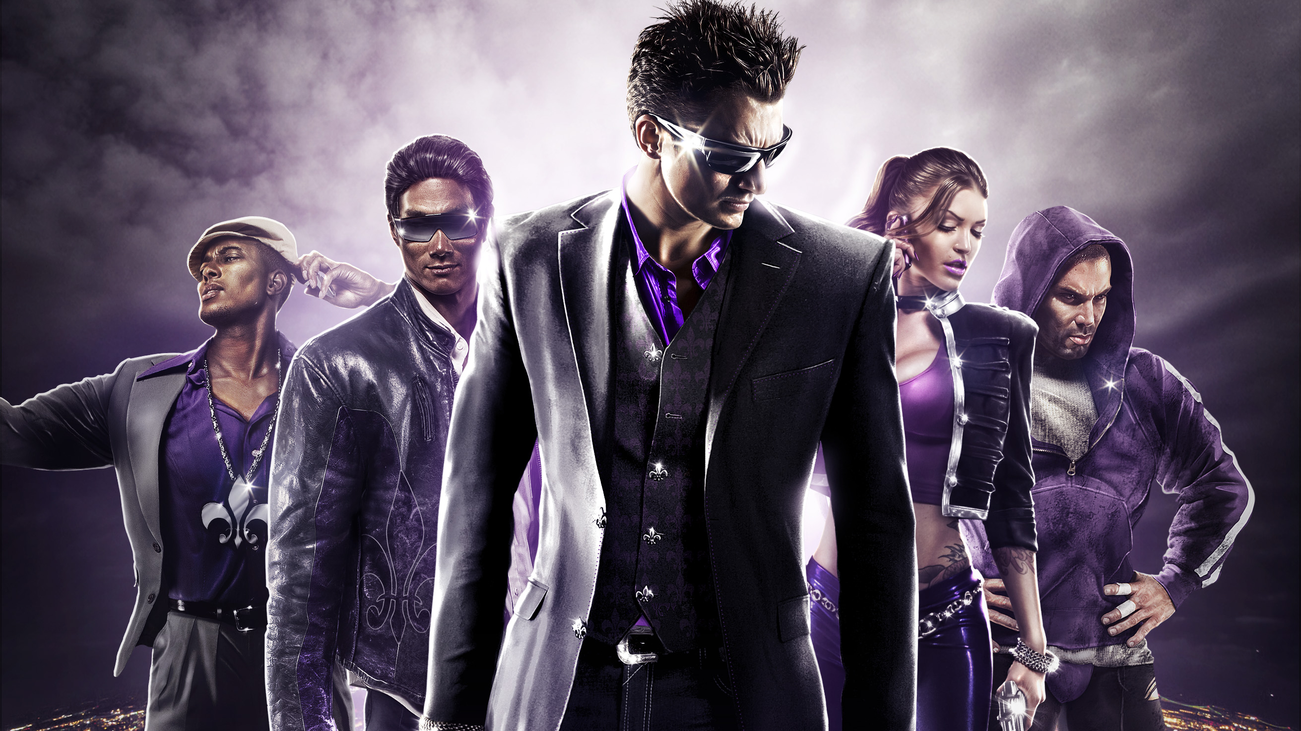 Deep Silver Announces <i>Saints Row: The Third Remastered</i>