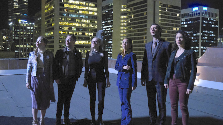 In <i>The Magicians</i> Finale, a World Ends&#8212;but Hope Lives