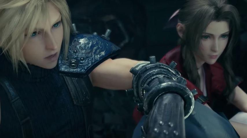 Here's the Last <i>Final Fantasy VII Remake</i> Trailer