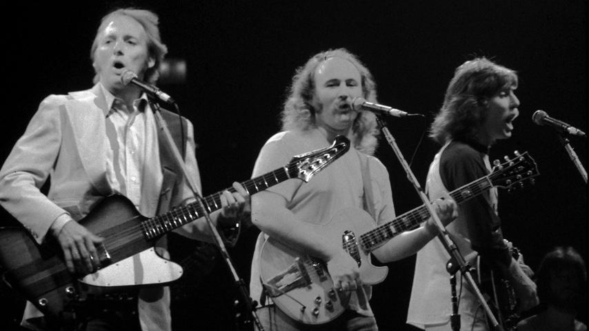 Live Music at Home: Crosby, Stills & Nash; Huey Lewis; Black Pumas