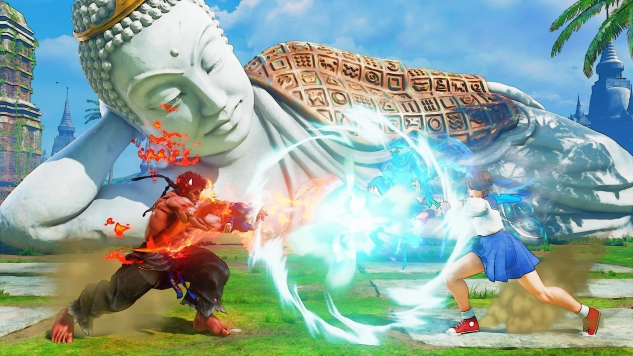 Street Fighter V Champion Edition Review Iv S Still Better Paste