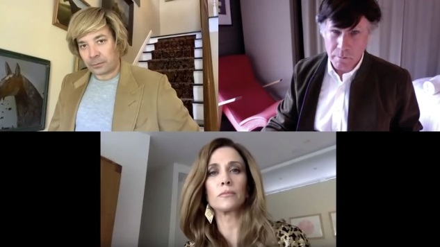 Will Ferrell, Kristen Wiig and Jimmy Fallon Make a Social Distancing Soap Opera