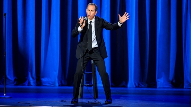 Jerry Seinfeld's New Stand-up Special Hits Netflix on May 5