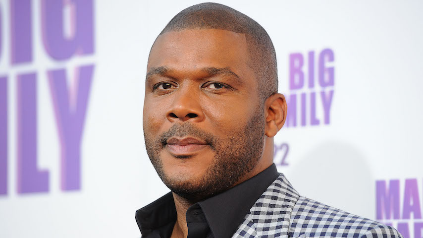 Tyler Perry Sets Important Example by Paying for Senior Citizens' Groceries Across Two Cities
