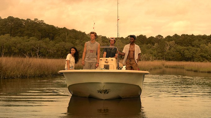 <i>Outer Banks</i>: Netfilx's Throwback Teen Drama Is Sun-Soaked Escapism