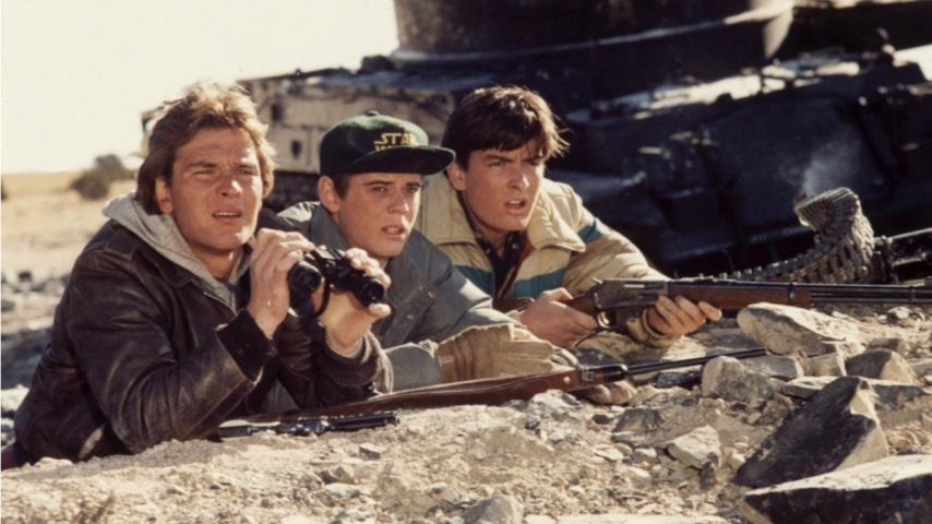 <i>Red Dawn</i> Would Like You to Die for America
