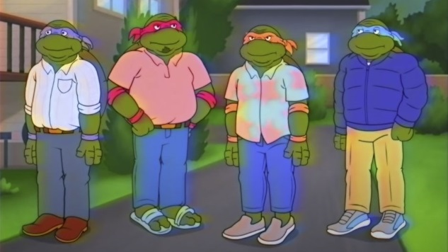 """Middle-Aged Mutant Ninja Turtles"" Accurately Reflects Our Decline on <i>SNL</i>"