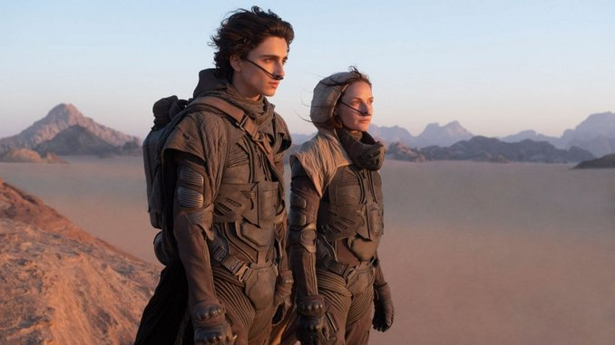 See Timothée Chalamet, Zendaya & More in New <i>Dune</i> Photos