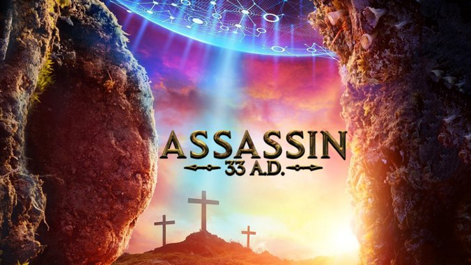 Bad Movie Diaries: <i>Assassin 33 A.D.</i> (2020)
