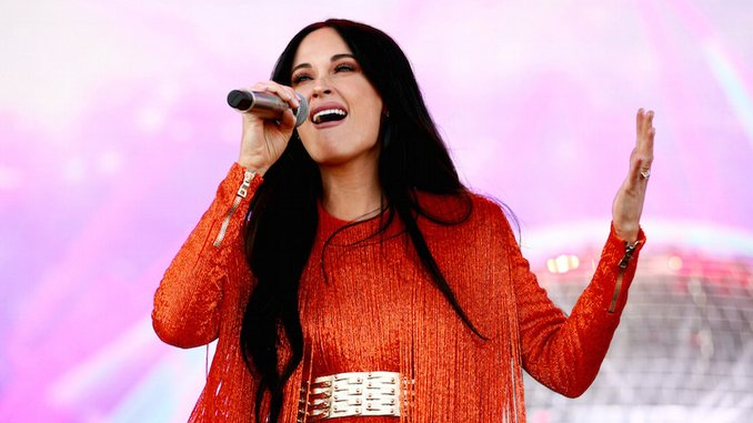 "Kacey Musgraves Releases Reimagined Version of ""Oh, What a World"" for Earth Day"