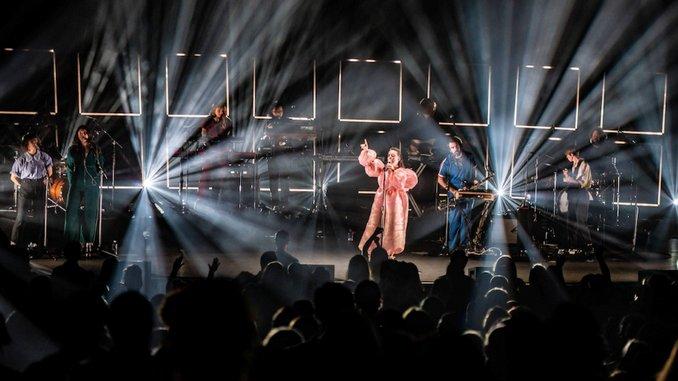 Sylvan Esso Announce 60-Minute, Free Concert Film <i>WITH</i>, Premiering April 23