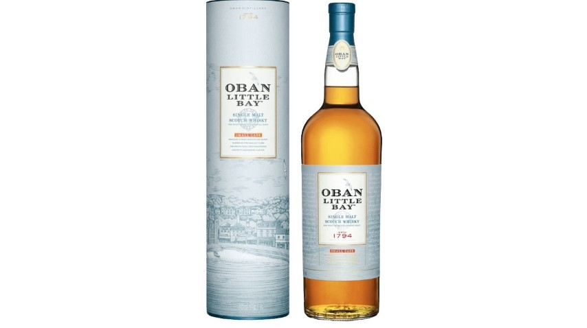 Oban Little Bay Single Malt Scotch Whisky Review