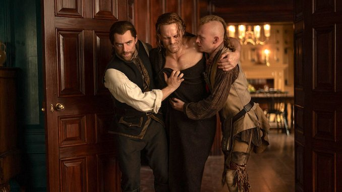 Watch: <i>Outlander</i> Continues to Reveal the Many Perils of Frontier Life