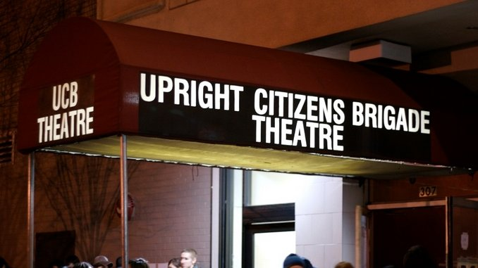 The UCB Theatre and Training Center in New York Close Down