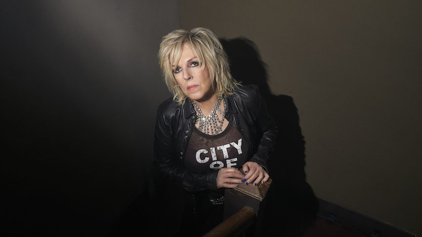 Hear Lucinda Williams Perform <i>Car Wheels On A Gravel Road</i> Cuts on This Day in 1998