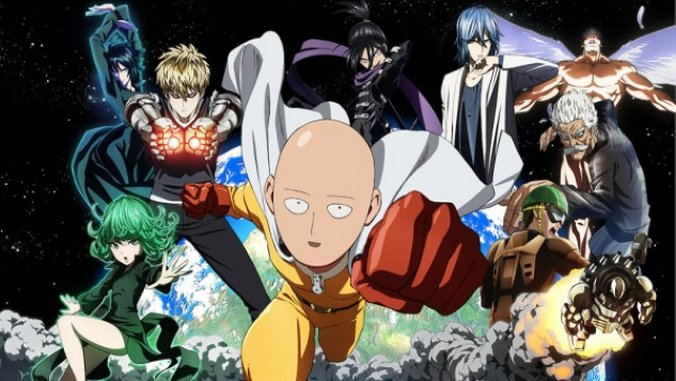 Sony Is Developing a <i>One Punch Man</i> Film with <i>Venom</i> Writers